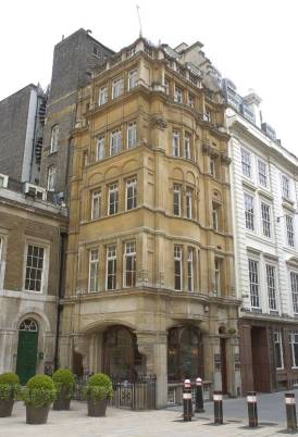 London building corner (2)