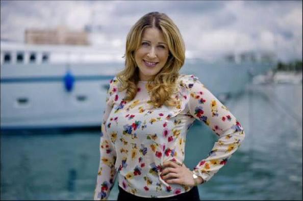 Sara Vestin Rahmani runs the famous Butler and Yacht academy