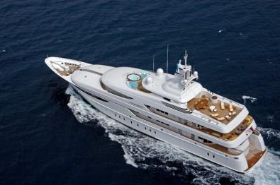 Bespoke Bureau interior yacht training