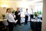 Wine paring module work shop-British Butler Academy in training-