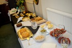 Afternoon tea training-British Butler Academy in training-