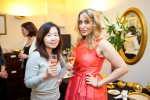 Sara Vestin Rahmani and her Chinese Commercial Manager Dan